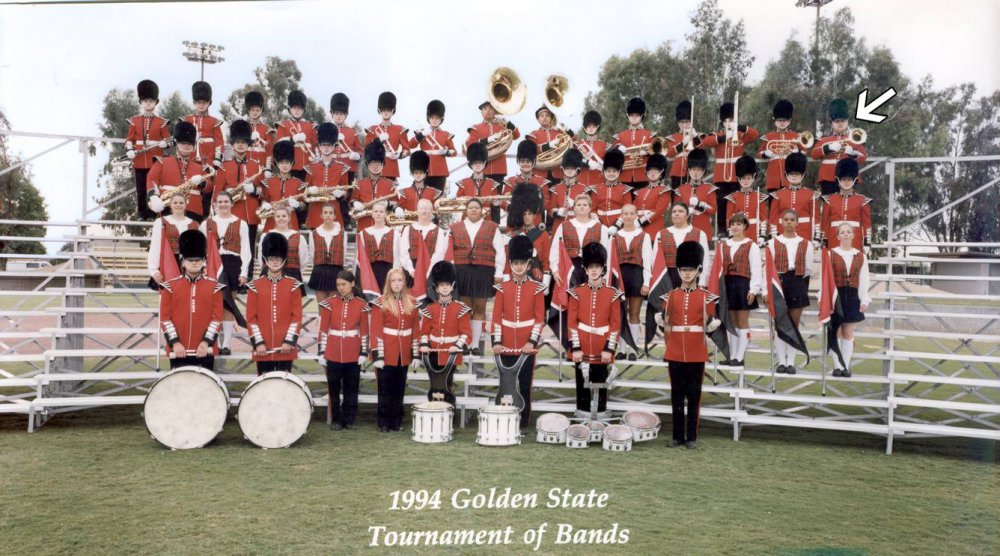 1994 Golden State Marching Competition Dave.jpg