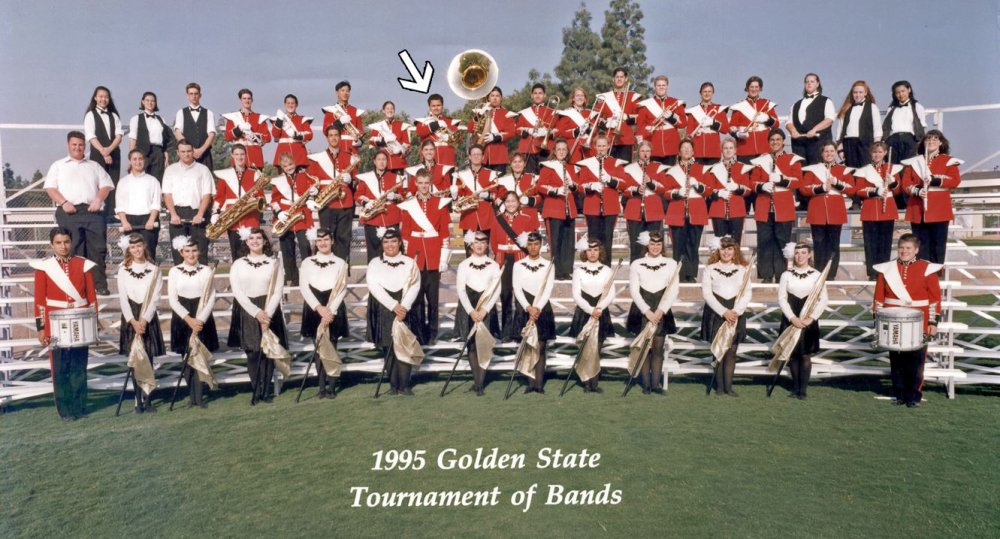 1995 Golden State Marching Competition Dave.jpg