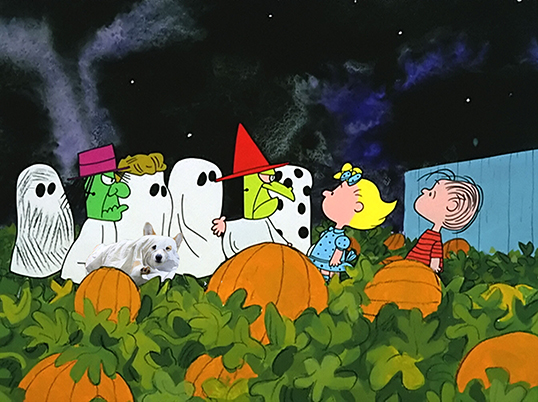 Cool Corgi And The Great Pumpkin.jpg