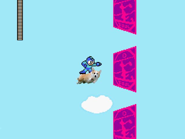 Cool Corgi Mega Man Jet.jpg