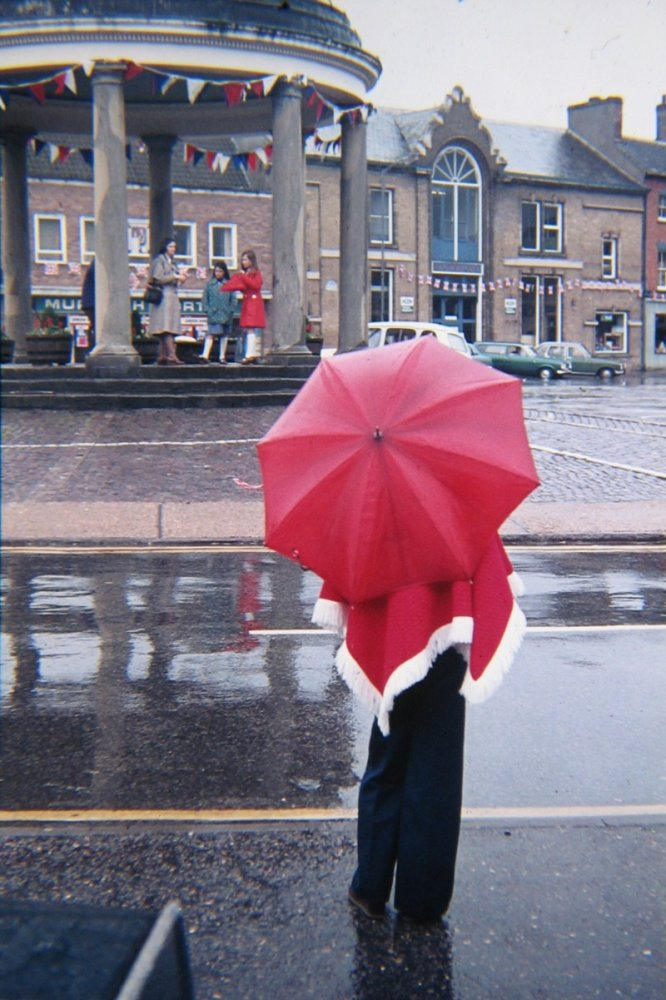 Girl with red umbrella..jpg