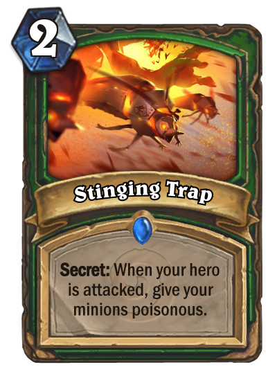 Hearthstone _ Stinging Trap concept.png