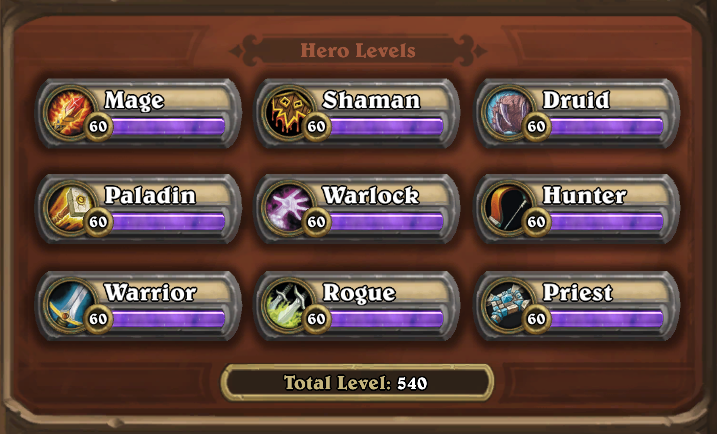 Hearthstone Screenshot 12-31-17 Sixty with all Classes.png