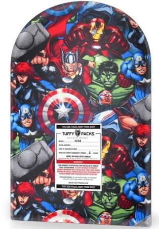 Marvel comics themed bullet resistant backpack insert.jpg